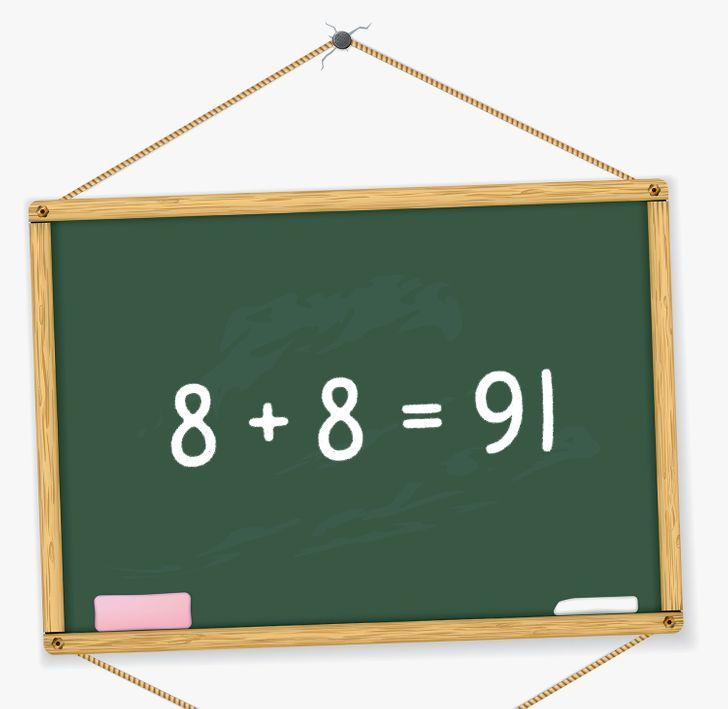 Mozgalica: Kako ovu jednačinu napraviti tačnom?
