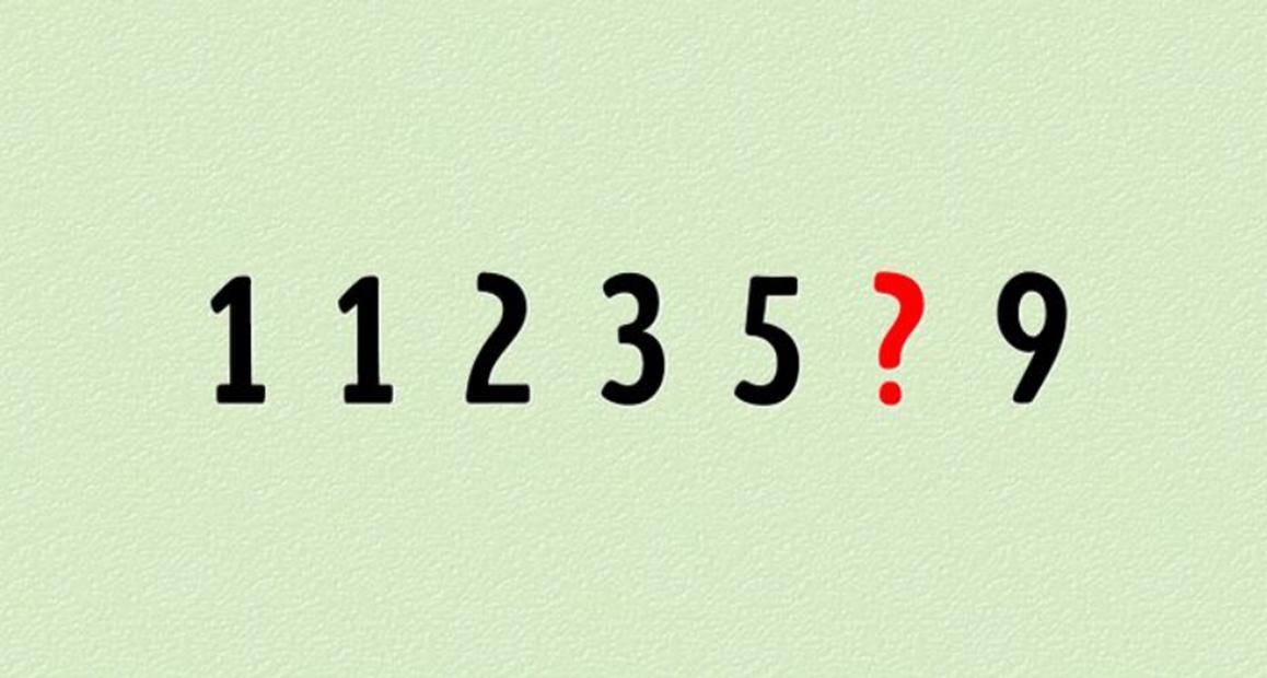 Mozgalica: Koji broj treba da stoji umjesto upitnika i zašto?