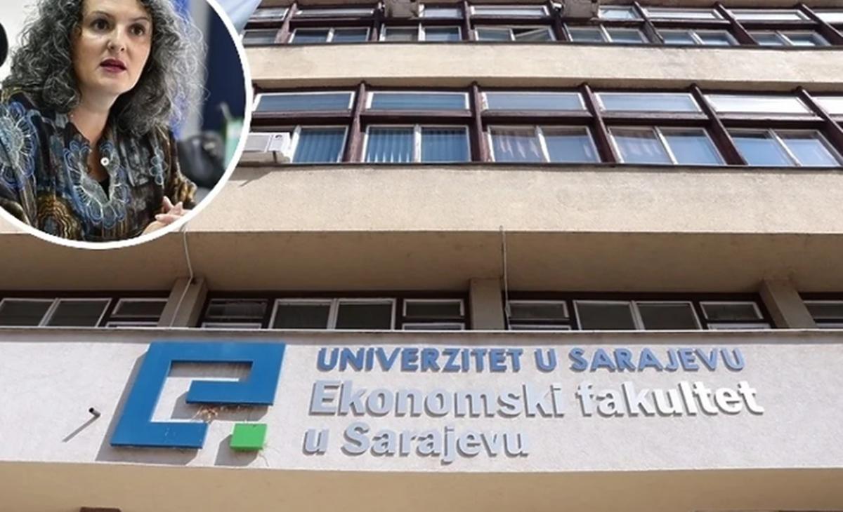 Ekonomski fakultet UNSA: Naš kredibilitet počiva na trudu, radu, znanju i kvaliteti naših studenata