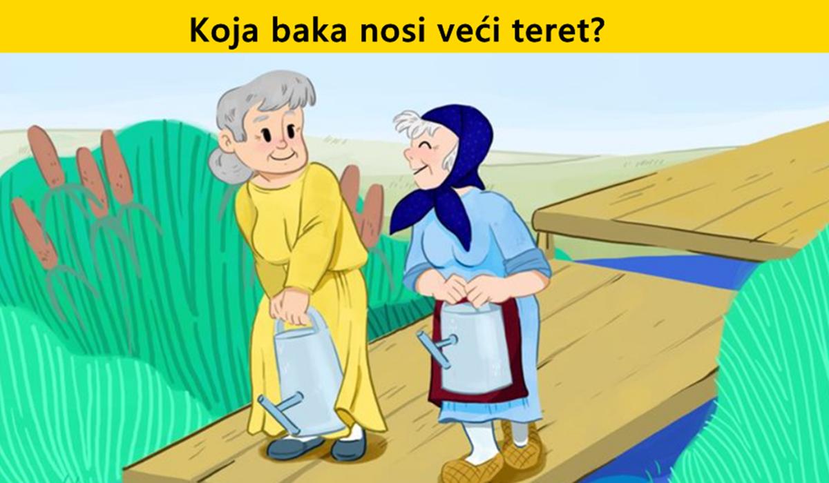 Mozgalica: Testirajte svoje logičke sposobnosti