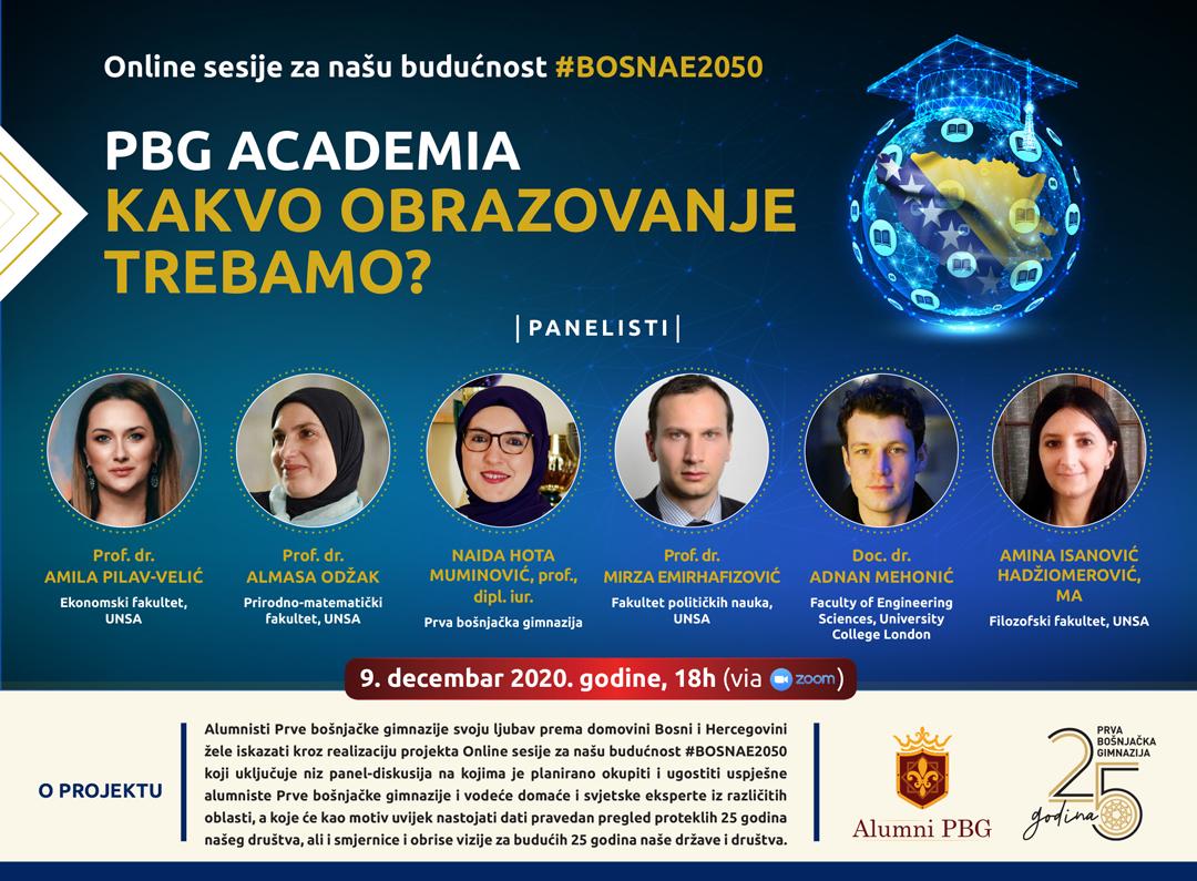 Obrazovanje je razvojna šansa Bosne i Hercegovine, nužne su strateške reforme