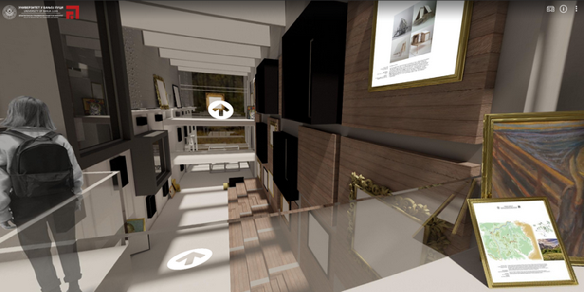 Otvorena godišnja izložba studenata arhitekture
