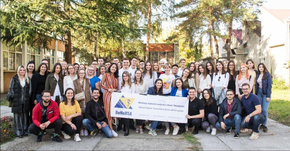 Udruženje studenata medicine u BiH: Najava aktivnosti pod nazivom ˝Koristimo antibiotike pažljivo˝
