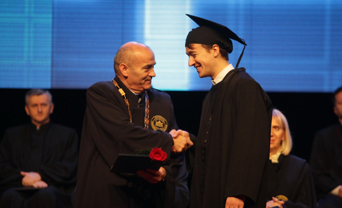 Škrijelj: Promocija diplomanata i magistranata UNSA-e bit će online