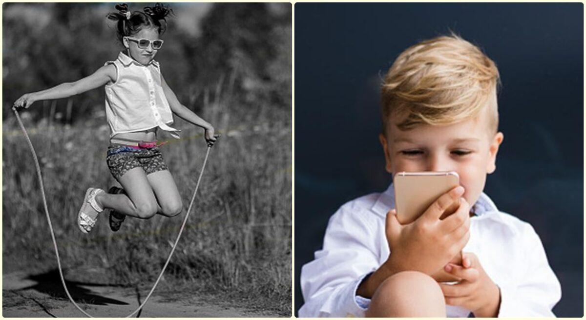Da li je sve bilo ljepše? Osam ključnih razlika djetinjstva starijih i današnjih generacija