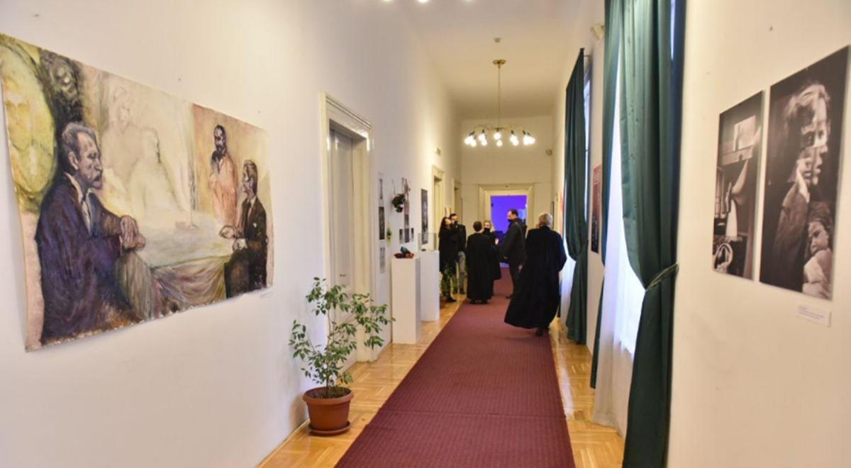 71 godina UNSA: Pogledajte predivnu izložbu sarajevskih studenata