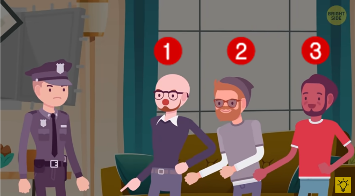 Detektivska mozgalica: Ko je obio sef i odnio novac?