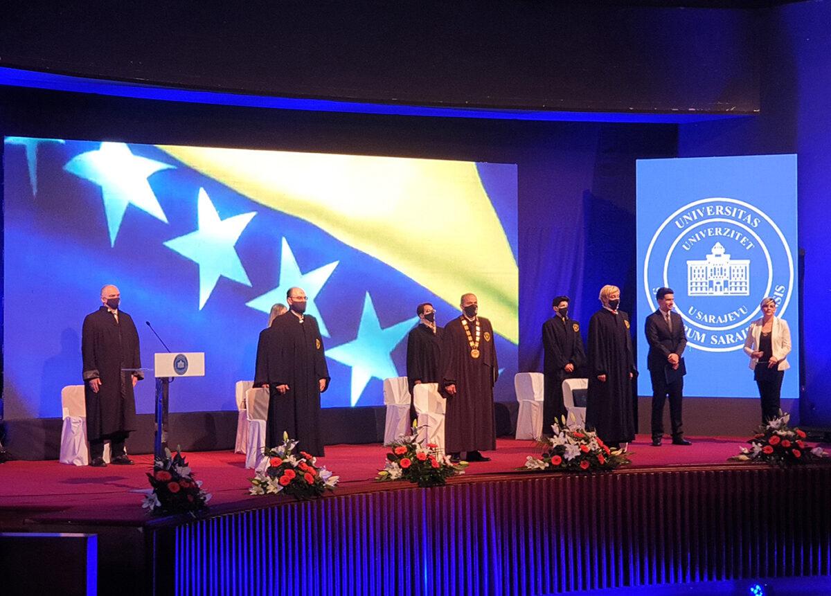 Univerzitet u Sarajevu promovirao 5.088 diplomanata i magistranata