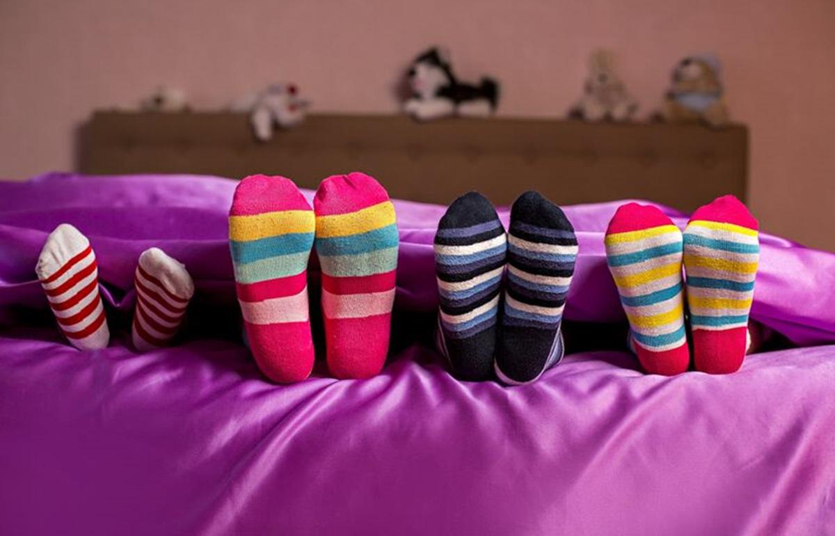 Spavate li s čarapama: Kažu da to nema veze s hladnoćom, već psihom