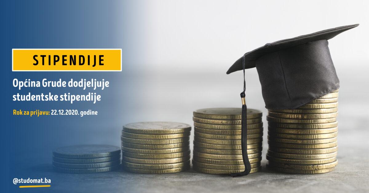 Općina Grude dodjeljuje studentske stipendije