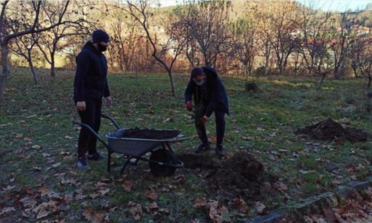 UNTZ: Studenti Mašinskog fakulteta organizovali akciju ekološkog uređenja zemljišta