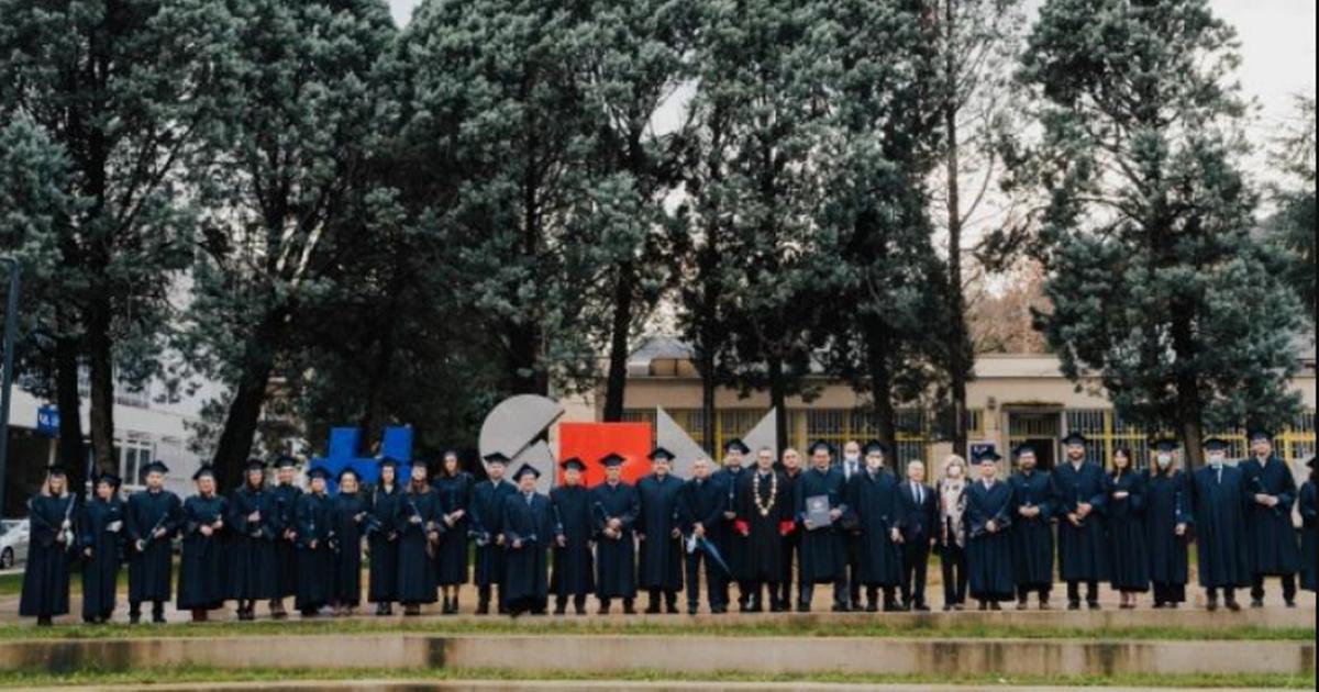 Sveučilište u Mostaru promoviralo 37 doktora nauka