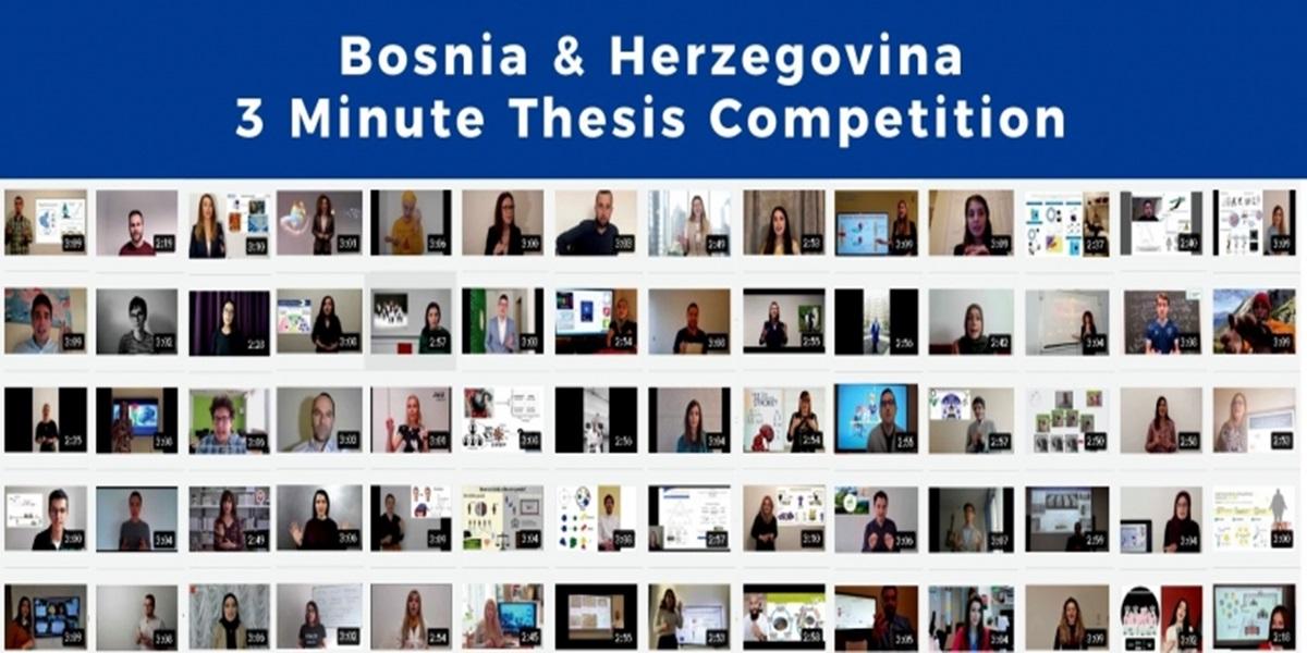 Bh. studenti na prestižnim univerzitetima: 70 budućih doktoranata i njihovi radovi u tri minute