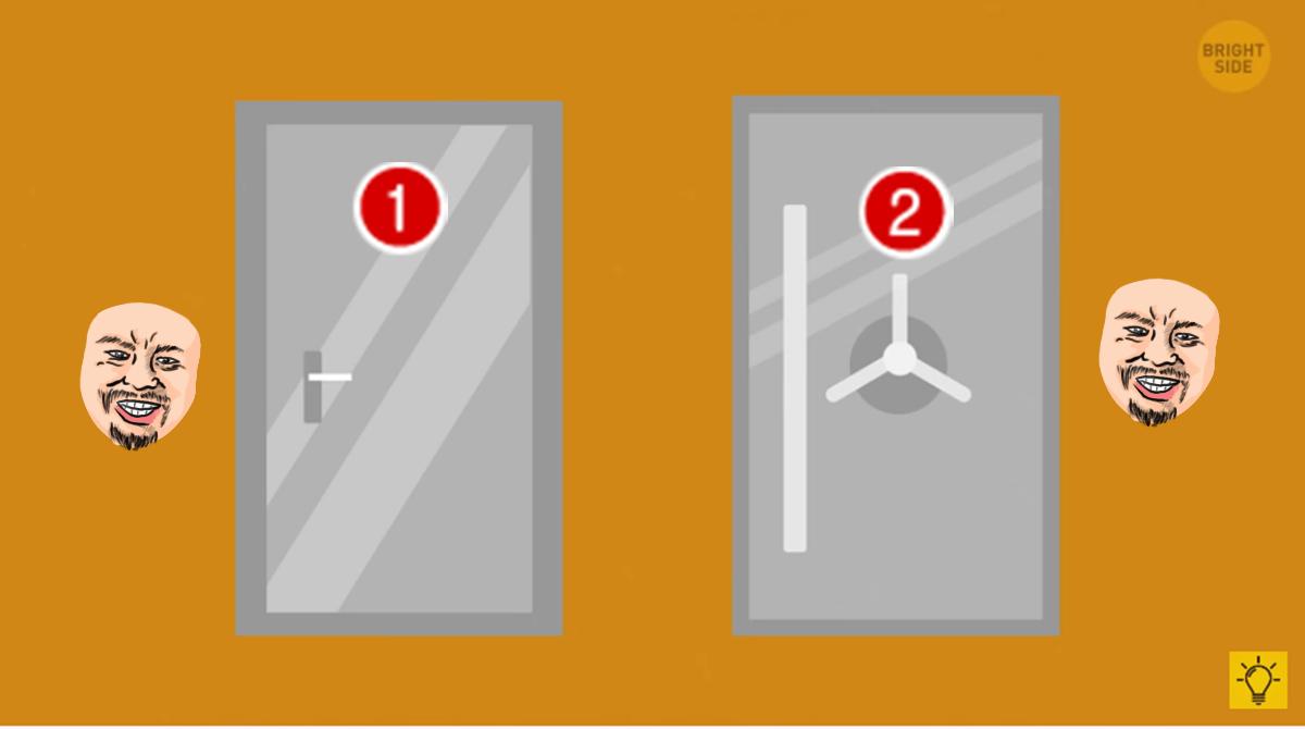 Mozgalica koja testira vašu inteligenciju: Koja vrata treba odabrati detektiv?