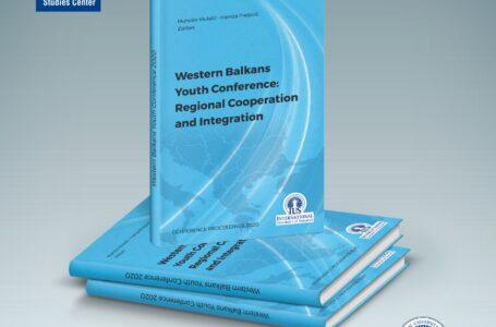Objavljen zbornik radova Konferencije mladih Zapadnog Balkana: Regionalna saradnja i integracija 2020