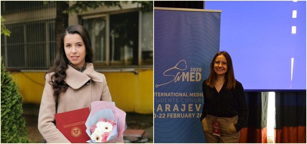 Azra i Nejra: Zlatne studentice Medicinskog fakulteta u Tuzli i Sarajevu