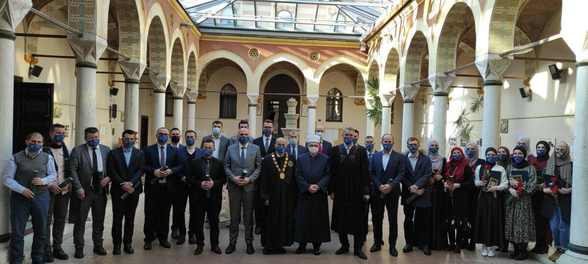 Fakultet islamskih nauka: Održana promocija diplomanata i magistranata za akademsku 2019/2020. godinu