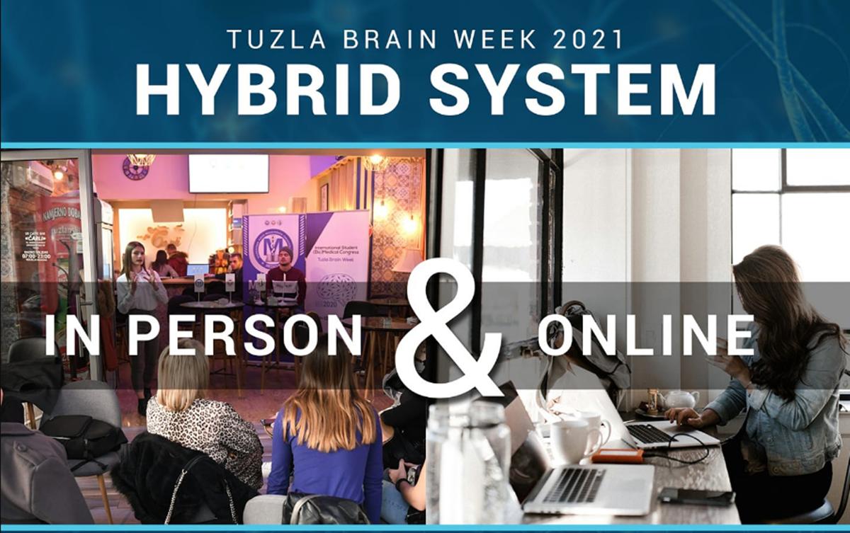 Organizacioni odbor Tuzla Brain Weeka uveo hibridni sistem