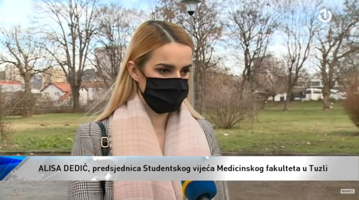 """Studenti medicine bez prakse: """"Ja ne želim da budem nesposoban ljekar"""""""