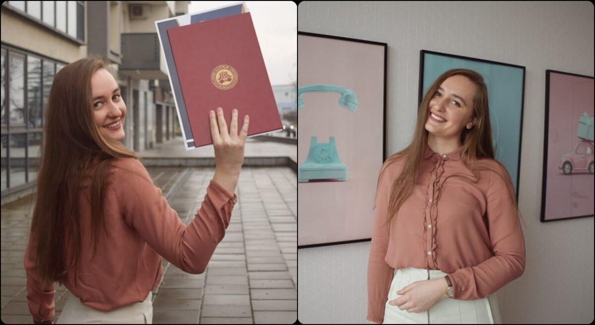 Upoznajte Anidu Šehić, dobitnicu Dekanove nagrade na Medicinskom fakultetu UNTZ