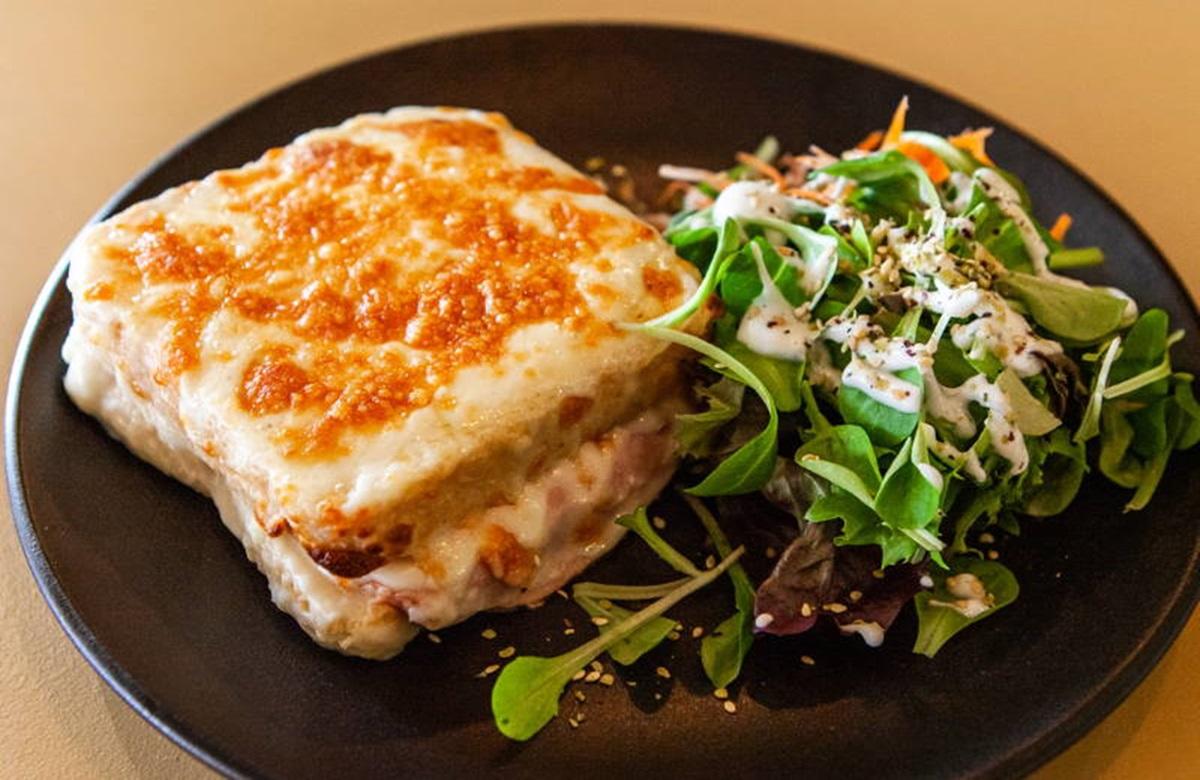 Studentski recepti: Francuski topli sendvič