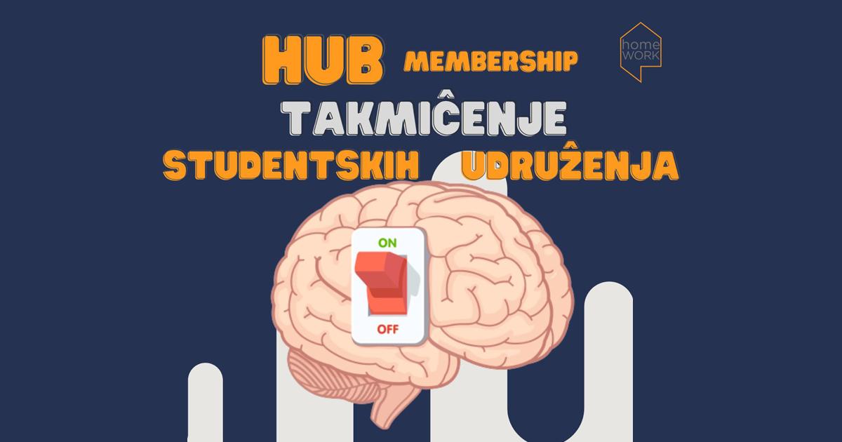 HUB Homework obilježio Međunarodni dan obrazovanja pokretanjem takmičenja studentskih udruženja