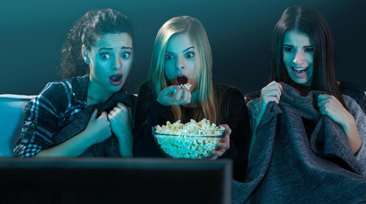 Nauka dokazala: Horor filmovi potiču mršavljenje