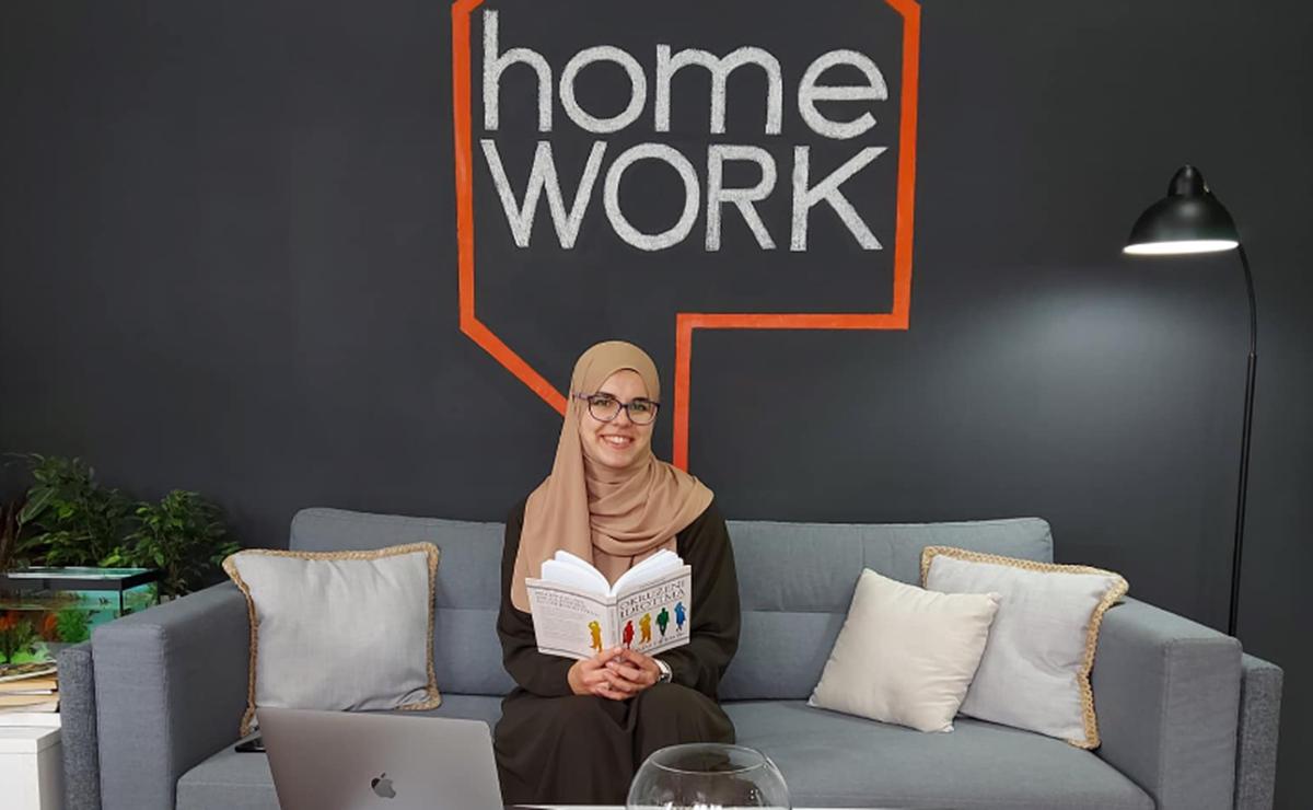 Homework Hub: Upoznajte Lamiju, buduću inženjerku mašinstva
