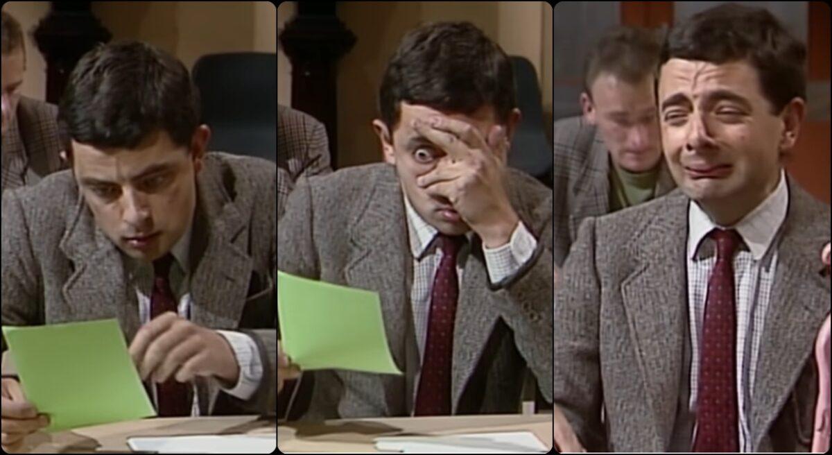 Instrukcije na ispitu: Plakanje je dozvoljeno, ali tiho