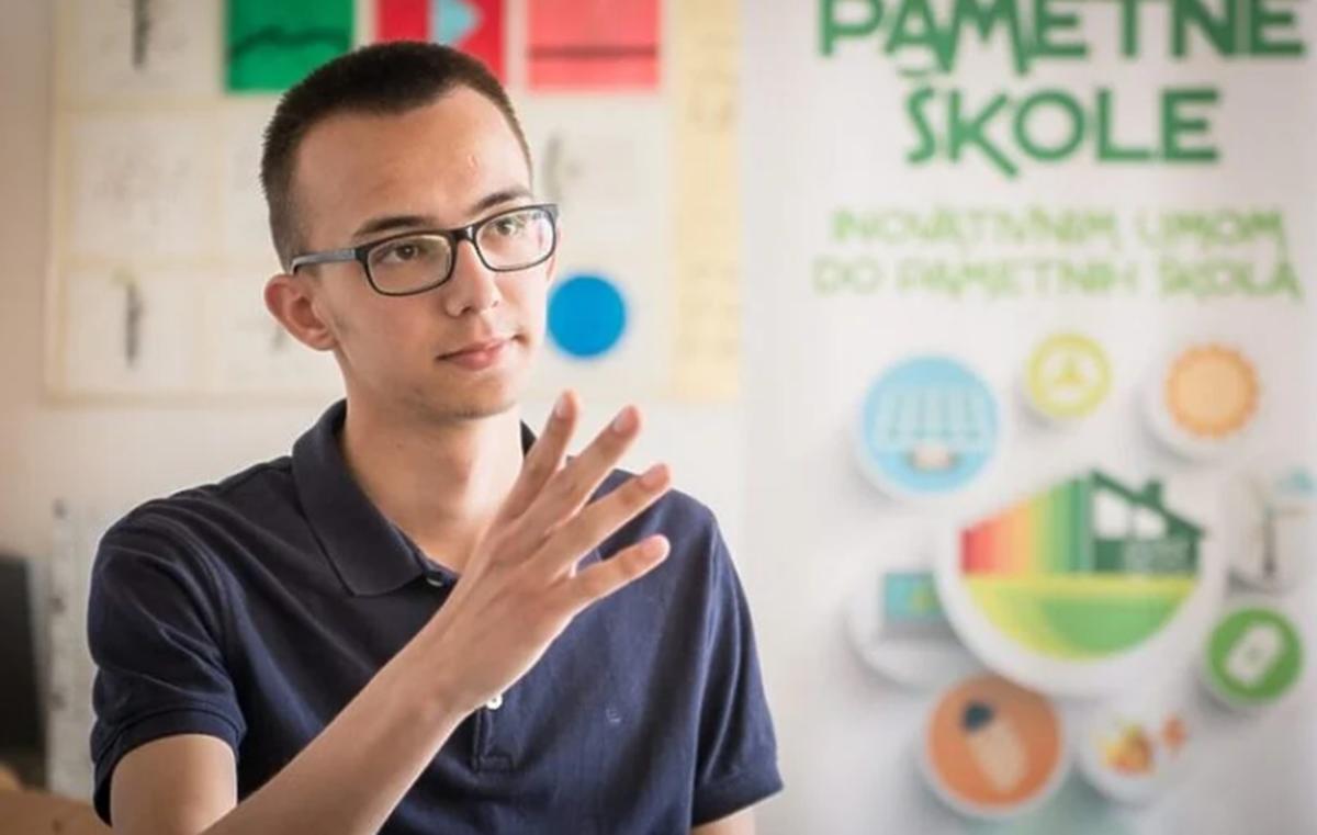 Mladi bh. inovator: Student Salko Užičanin osmislio grijanje koje radi isključivo na sunčevu energiju