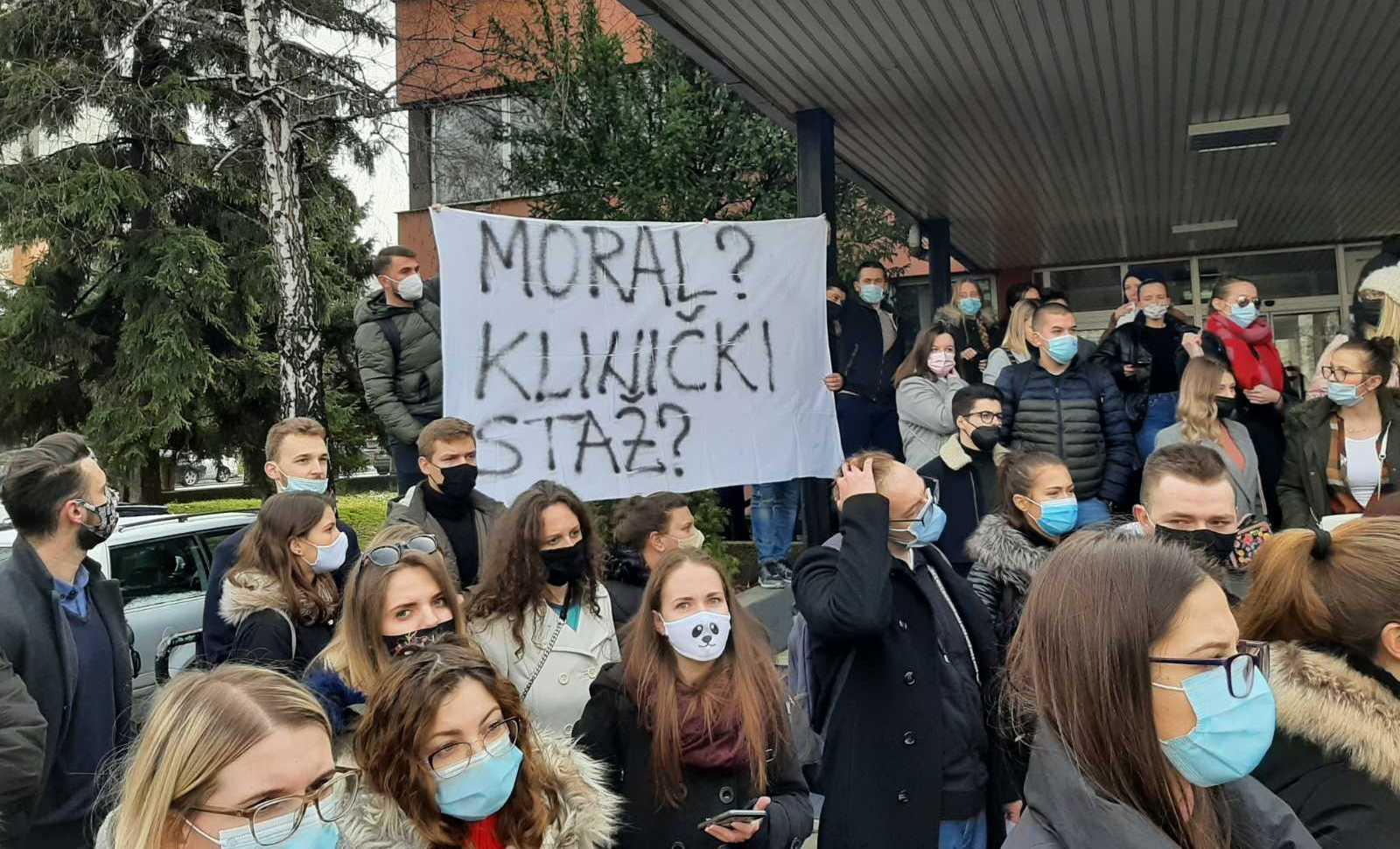Hoće li studenti u Tuzli izaći na najavljene proteste 2. marta?