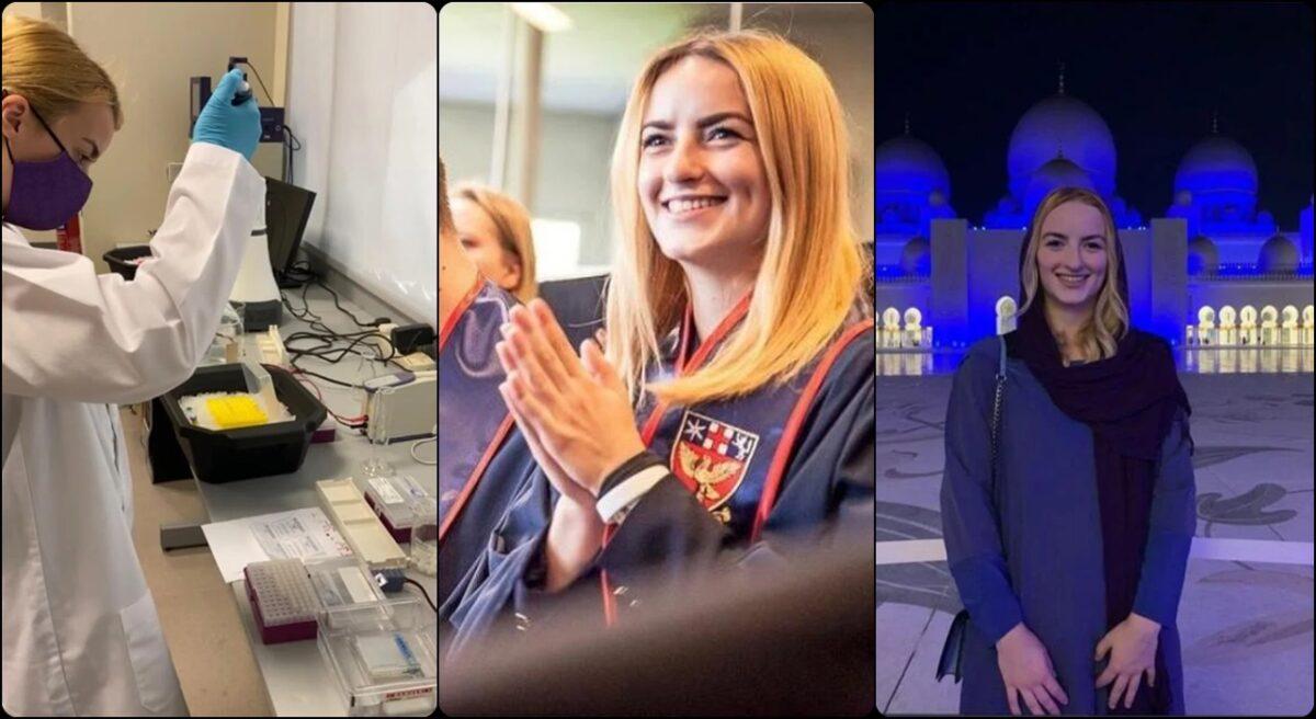 Zerina studira medicinu u Abu Dhabiju, niže medalje u alpinizmu i sanja o povratku u BiH