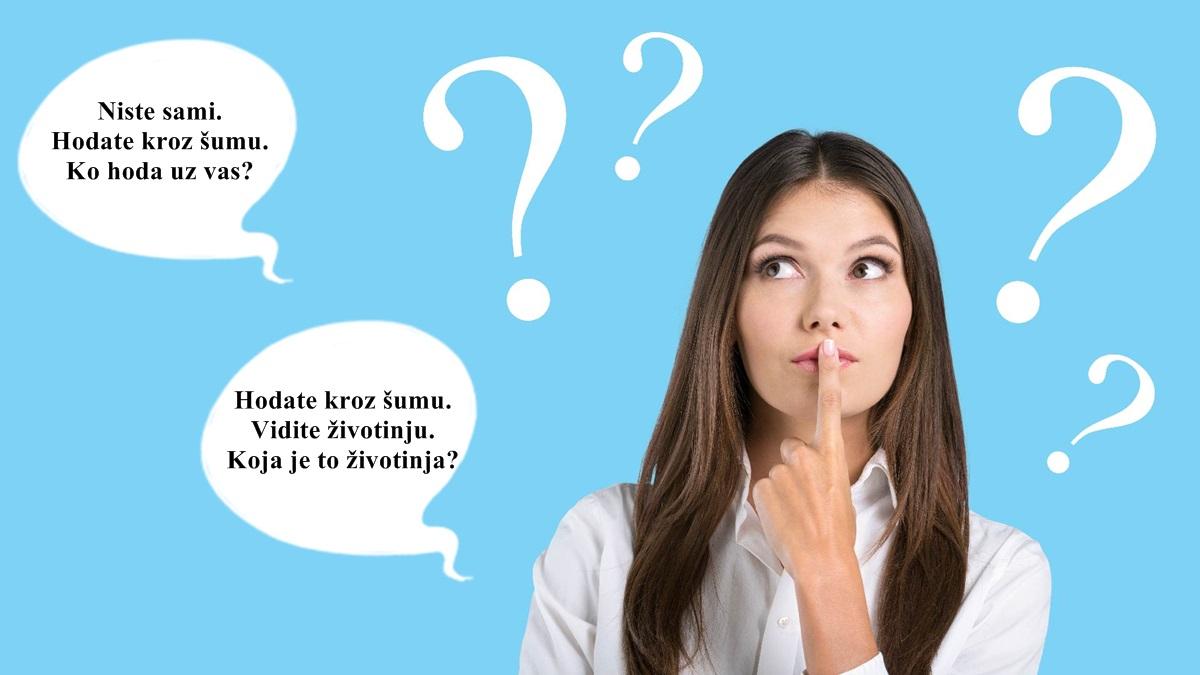 Test ličnosti: Odgovorite na četiri pitanja i saznajte nešto novo o sebi