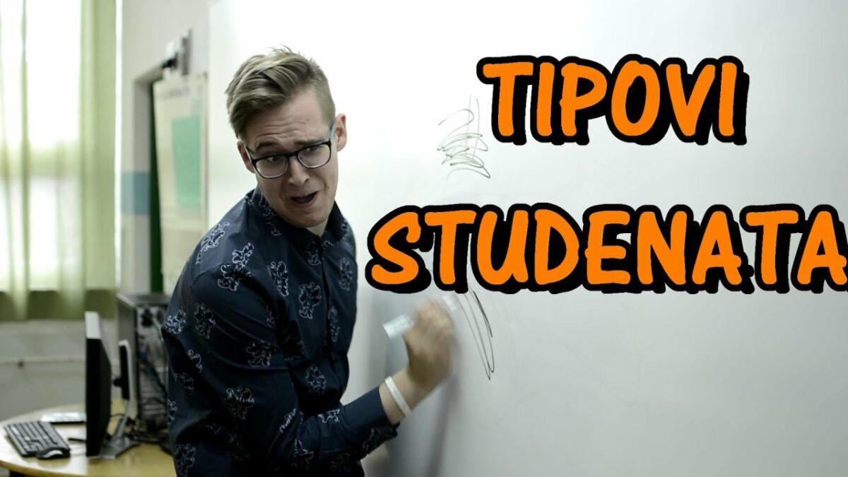 Tipovi studenata na fakultetu: U kojem tipu se pronalazite?