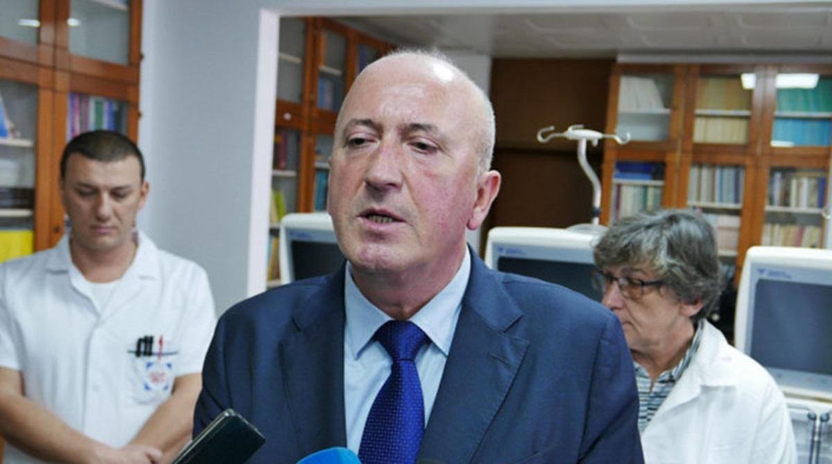 Povodom (ne)održavanja praktične nastave za studente medicine oglasio se direktor UKC-a Vahid Jusufović