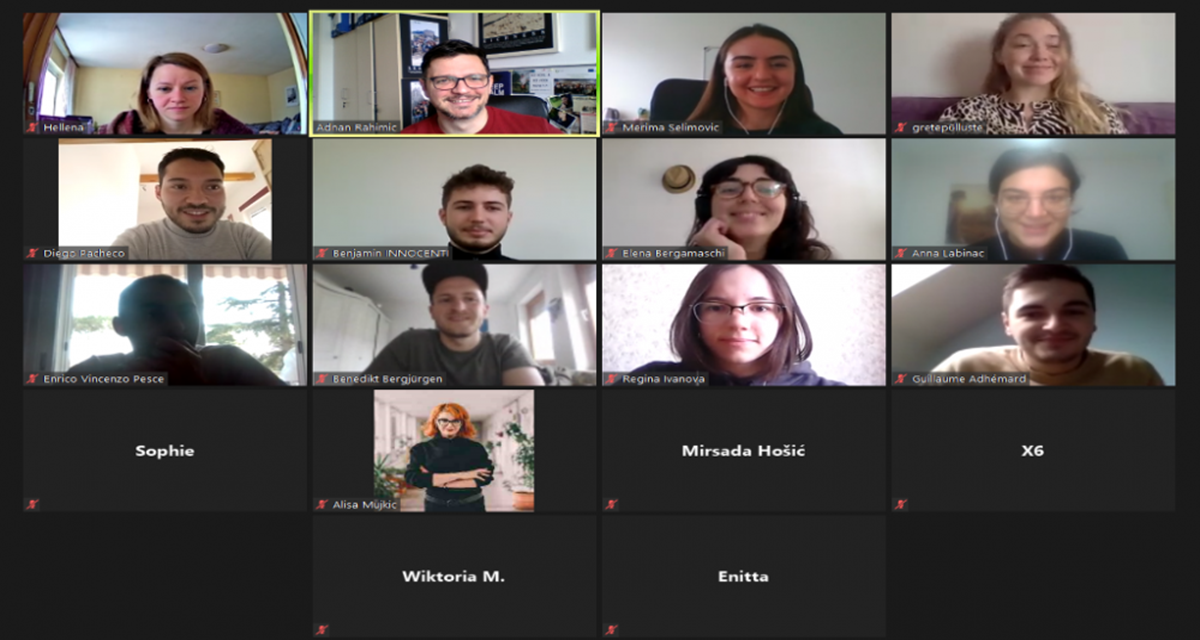 Dan dobrodošlice za strane studente na Univerzitetu u Sarajevu