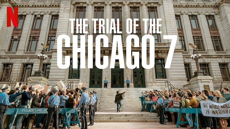 """Studenti prava će uživati: Pogledajte """"The Trial of the Chicago 7"""" besplatno na YouTubeu"""