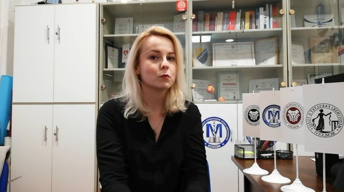 Edina Sejdin, studentica iz Tuzle: Žene su spoj empatije, pameti, razumijevanja…