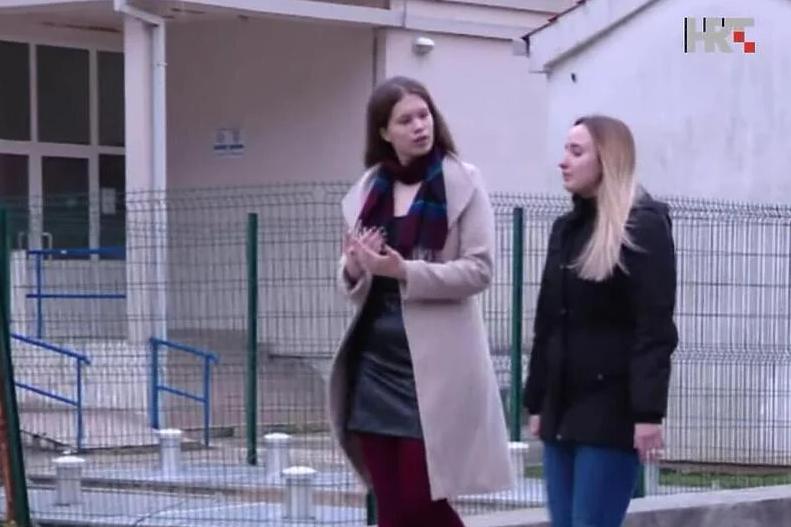 HRT kao u Nadrealistima: Fascinirani su učenicom koja pored srpskog govori i hrvatski jezik