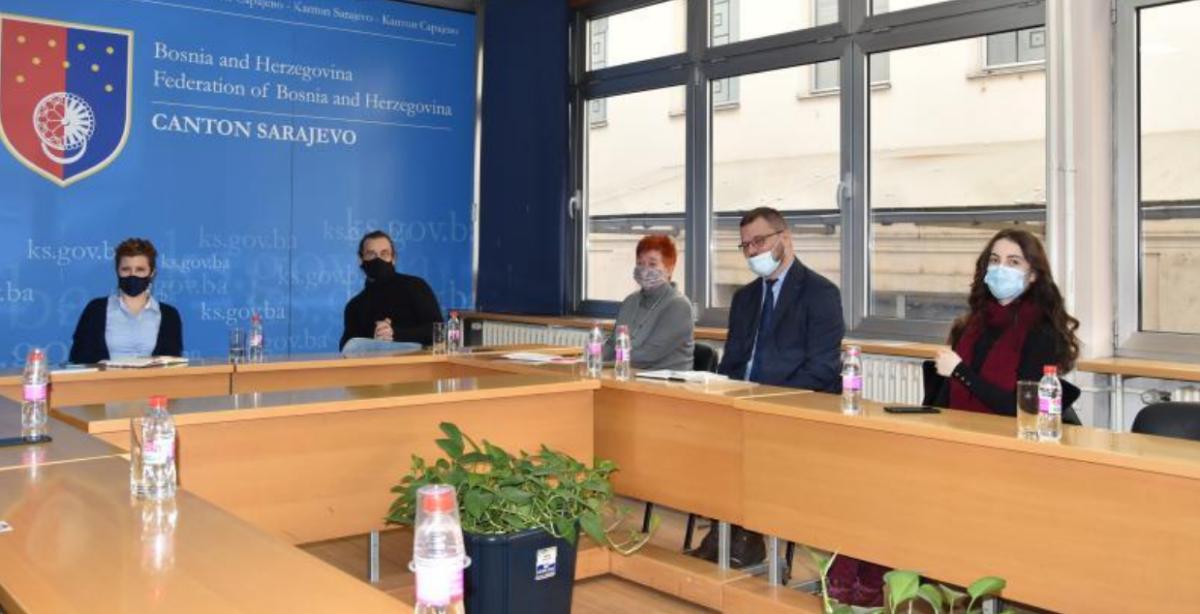 Sastanak u Kantonu Sarajevo sa zlatnim značkama: Najveća podrška za najbolje
