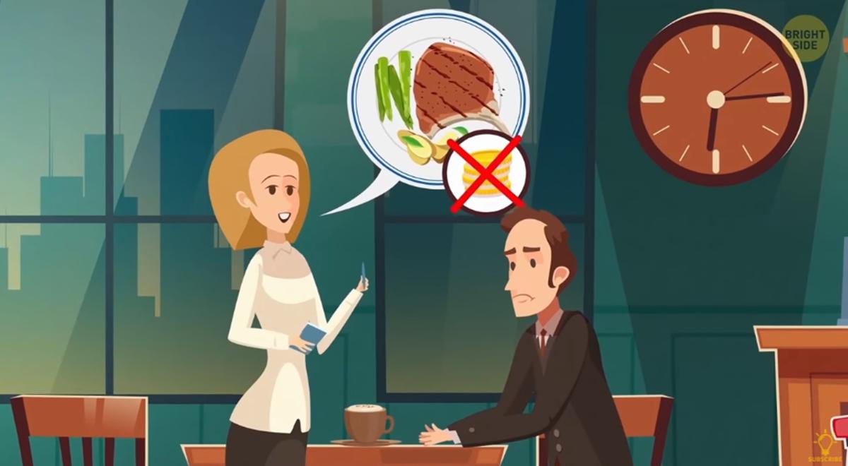 Detektivska mozgalica: Ko laže, konobarica ili gost restorana?