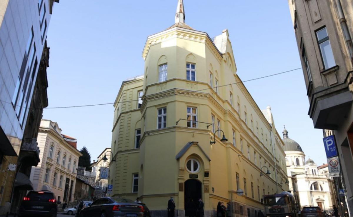 Zgrada Muzičke akademije u Sarajevu u novom ruhu
