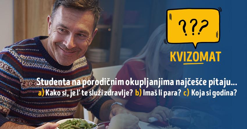 Kvizomat: Pitanja na koja će samo Balkanci znati tačne odgovore