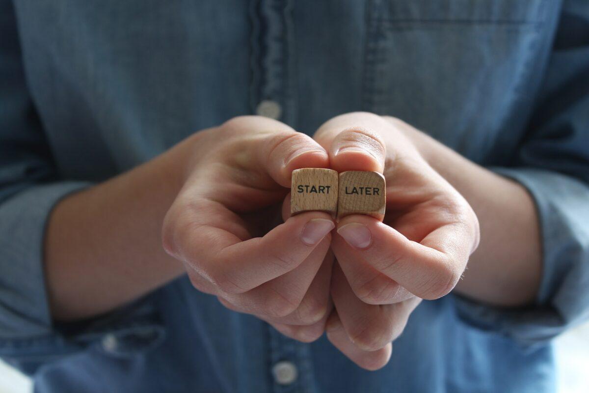 Pročitajte savjete koji će vam pomoći da prestanete odgađati obaveze