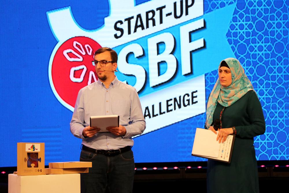Pobjednici 4. emisije treće sezone SBF Start-up Challenge UNA TOYS iz Cazina proizvodit će didaktičke igračke od drveta