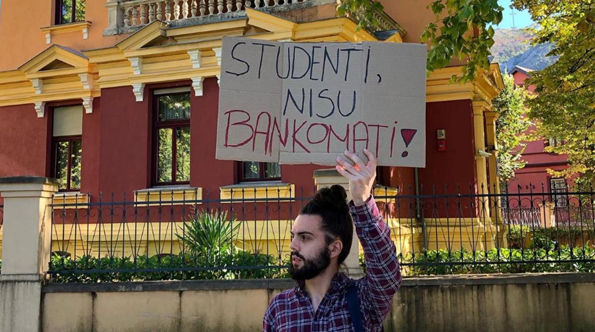 Dođoh, vidjeh, uplatih: Šutnja studenata nikad nije prekinuta