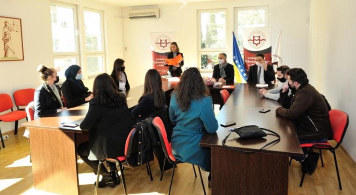 """Univerzitet """"Džemal Bijedić"""" u Mostaru bogatiji za devet asistenata"""