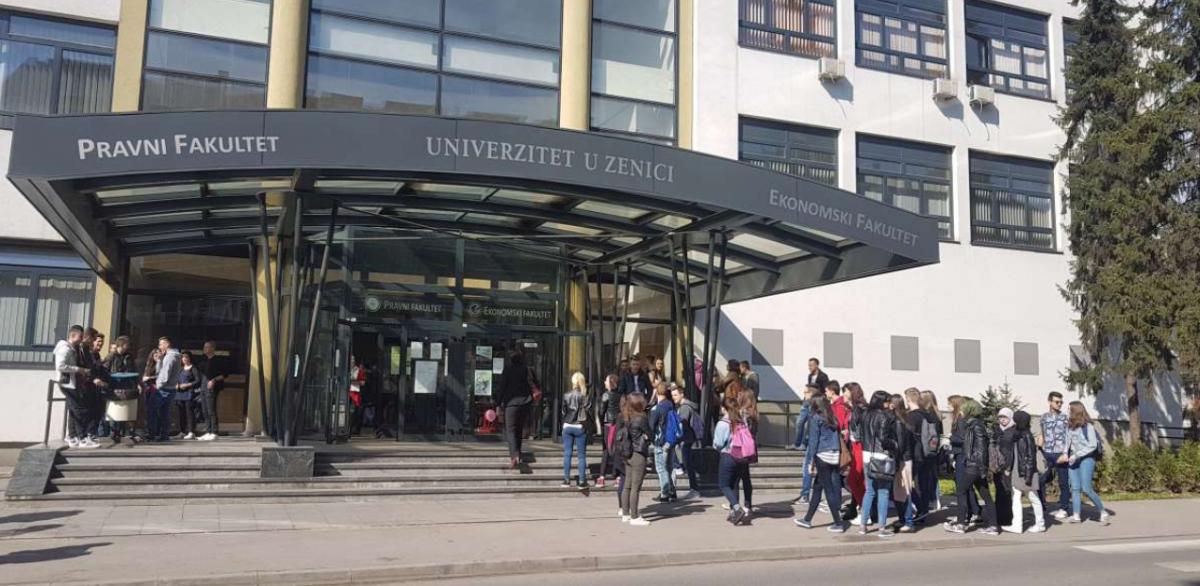 Pravni fakultet u Zenici organizira online takmičenje za univerzitete iz cijelog svijeta