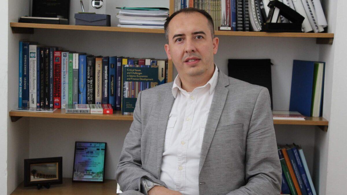 Preminuo profesor Ekonomskog fakulteta u Sarajevu prof. dr. Velid Efendić