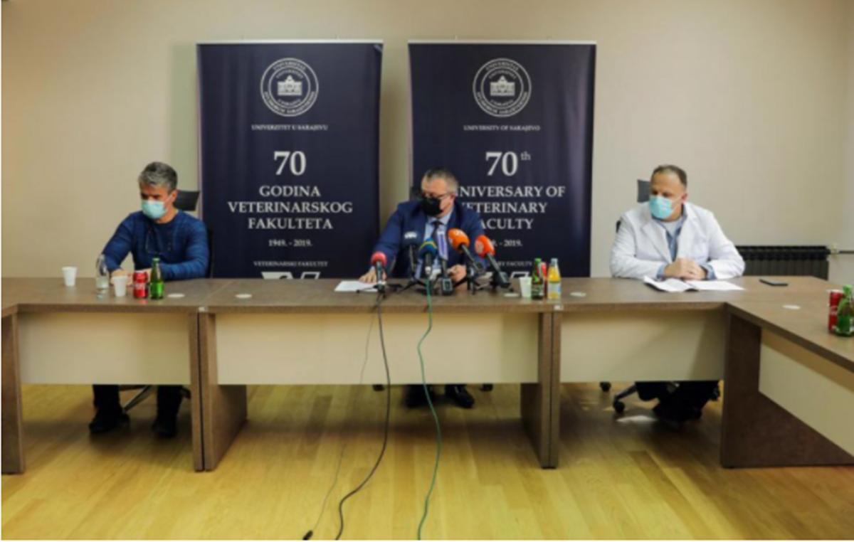 Veterinarski fakultet UNSA: U Bosni i Hercegovini utvrđen prenos virusa SARS CoV-2 sa čovjeka na psa kućnog ljubimca